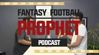 Michael Crabtree vs Donte Moncrief - Fantasy Football Podcast