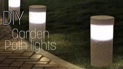 DIY stone light waterproof led outdoor garden light landscape yard lawn path lamp