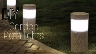 DIY stone light waterproof led outdoor garden light landscape yard lawn path lamp