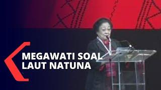 Kedaulatan RI di Natuna, Megawati: Saya Dukung Sikap Tegas Presiden Jokowi