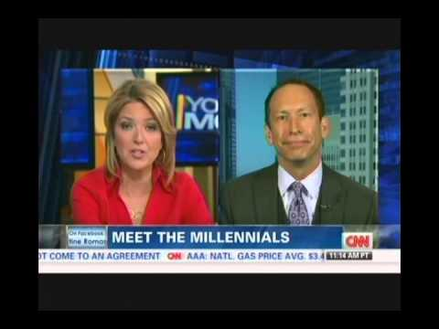 Brad Karsh on CNN Your Money with Christine Romans: Meet the Millennials