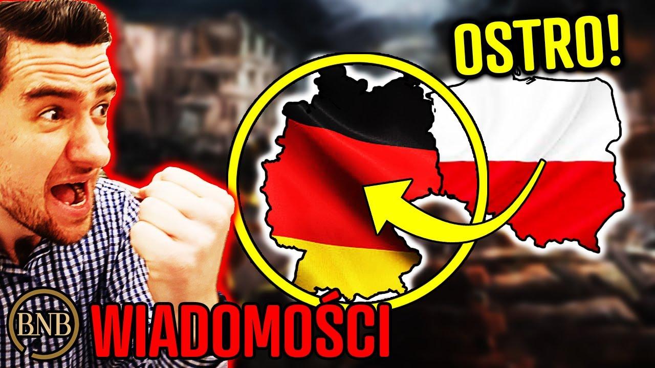 """Download Polska POZYWA Niemcy! """"Nie ODPUŚCIMY""""   WIADOMOŚCI"""