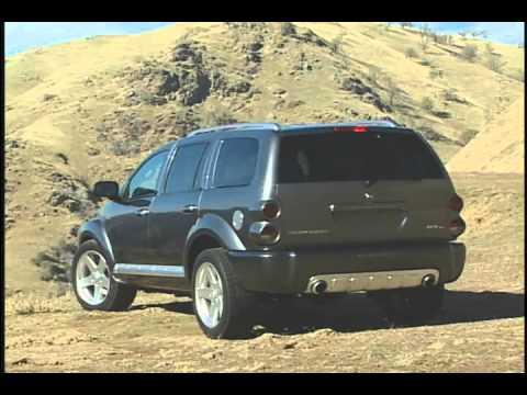Dodge Durango Concept 2003 Youtube