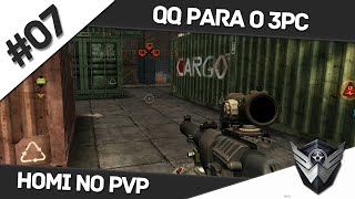 Warface Brasil: HOMI NO PVP #07 / QQ PARA O 3PC