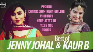 Best of Kaur B And Jenny Johal | Audio Jukebox | Best Songs Collection | Speed Punjabi