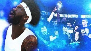 NEW TEAM REVEAL! VERT CREATES SUPER TEAM IN OFF SEASON! NBA 2K20 MyCAREER