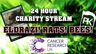 Gambar cover BEES! ELDRAZI! RATS! - 24 Hour Charity Stream VOD