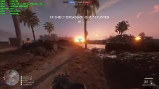 Battlefield 1 | 1440p Gameplay Test With a Nvidia GTX 1080