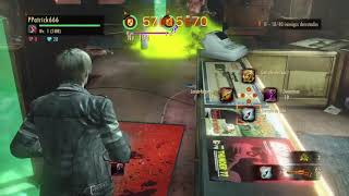 Resident Evil Revelations 2 Desafio de Nível Restrito Nº 484 (05'16) cenário 5:1