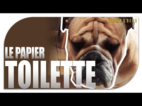 ALBERT & LE PAPIER TOILETTE