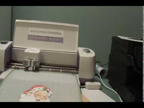 Cricut Explore Cutting Pinterest Downloaded Images - How to