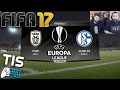 PAOK - SCHALKE | Europa League | 16/2/2017 - FIFA 17