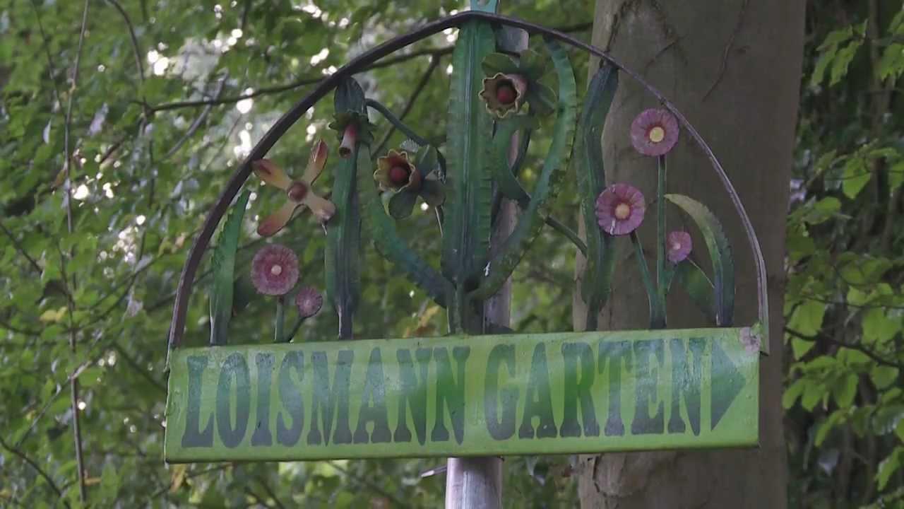 Botanischer Garten Loismann Bei Ibbenbüren Im Ortsteil Dörenthe