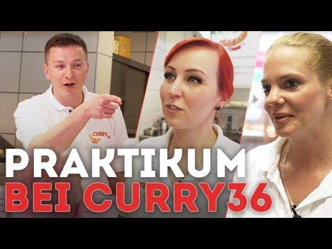 Praktikum bei Curry 36  | Ein Aaron für alle Fälle!