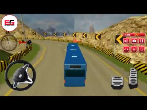 Tourist Bus NYC Offroad Driving Mountain Challenge | Edge Gaming Studio