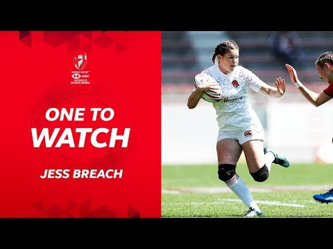 One to Watch: England's speedster Jess Breach