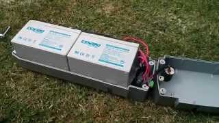 Project: Upgrade Electric Bike to Lithium Batteries #1