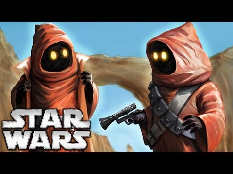 10 Interesting Facts About JAWAS You Should Know - Star Wars 101 (Jon Solo)