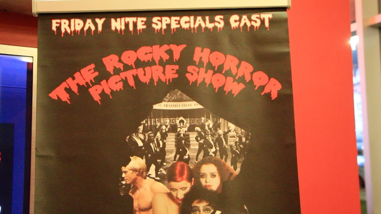 rutgers cinema hosts rocky horror picture show youtube
