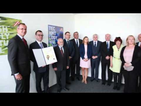 HOBAS Poland wins Energy Globe Award 2013 (Polish)