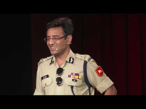 Don't be full of yourself: IPS officer and author Amit Lodha