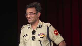 How to be a Top Cop? | Amit Lodha | TEDxYouth@JPIS