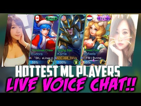 Karrie PENTAKILL wth the HOTTEST MOBILE LEGENDS PLAYER feat. Lina & Bunnie!