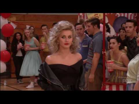 """Julianne Hough sings """"You're the One That I Want"""" on Grease Live. In HD."""