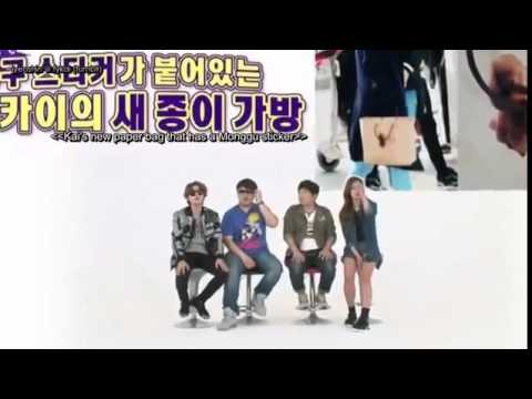 [ENG] 150513 EXO KAI Being Talked About On Weekly Idol