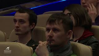 Тотальный диктант 2018  Текст читает вице президент РАН, академик Андрей Адрианов