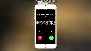Unforgettable Ringtone - Thomas Rhett