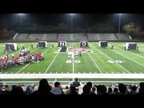 Antelope High School Titan Band @ Lincoln Review of Champions in Stockton  11/16/2019
