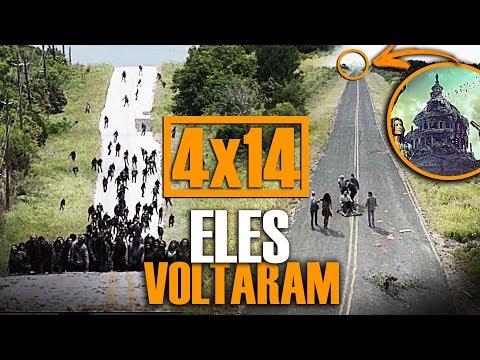 OS ZUMBIS ESTÃO DE VOLTA PESSOAL!!! | Análise 4x14 -FTWD | (4ª Temporada)