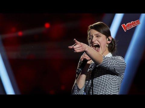 Lucie Večeřová - LP : Lost On You   The Voice Česko Slovensko 2019