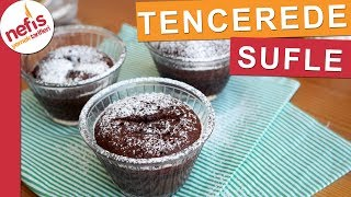 Tencerede Çikolatalı Sufle Yapımı - 10 dakikada sufleniz hazır :)