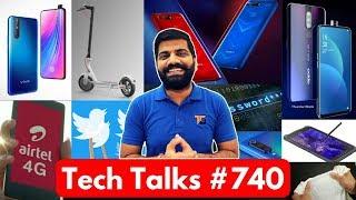 Tech Talks #740 - Xiaomi 1 Crore Robbery, F11 Pro Details, Mi Pay App, Nokia Earbuds, AirTel 4G