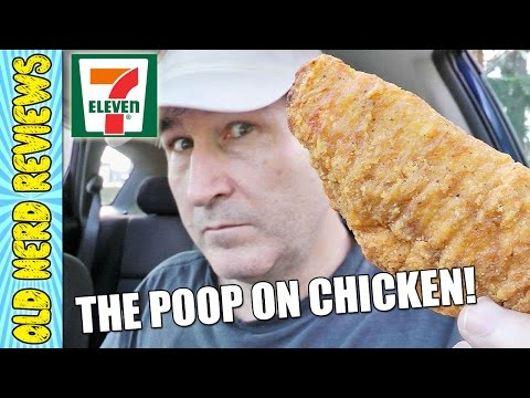 7-Eleven Chicken Tenders FOOD REVIEW 🐔