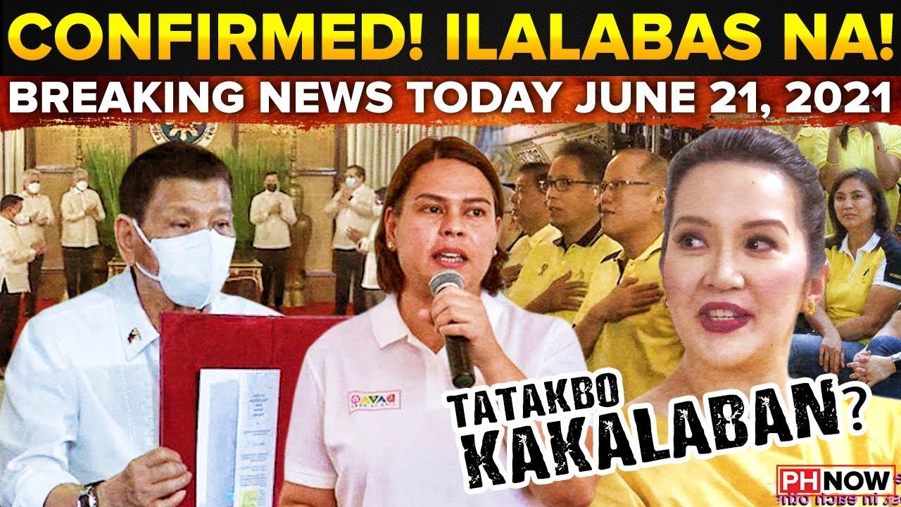 JUST IN : BREAKING NEWS PRES. DUTERTE GOODNEWS IANUNSYO KRIS AQUINO TATAKBO KAKALABAN KY MAYOR SARA?