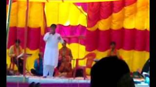 Sai Baba BHajan By Anil Bawra In Sai Mandir Lapung Ranchi