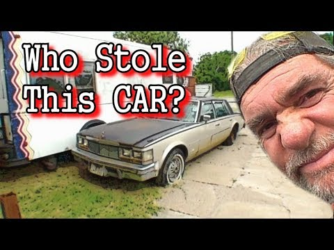 My Car Is TRASHY And Looks Like CRAP! Part 2 - The Cadillac And VW BUG