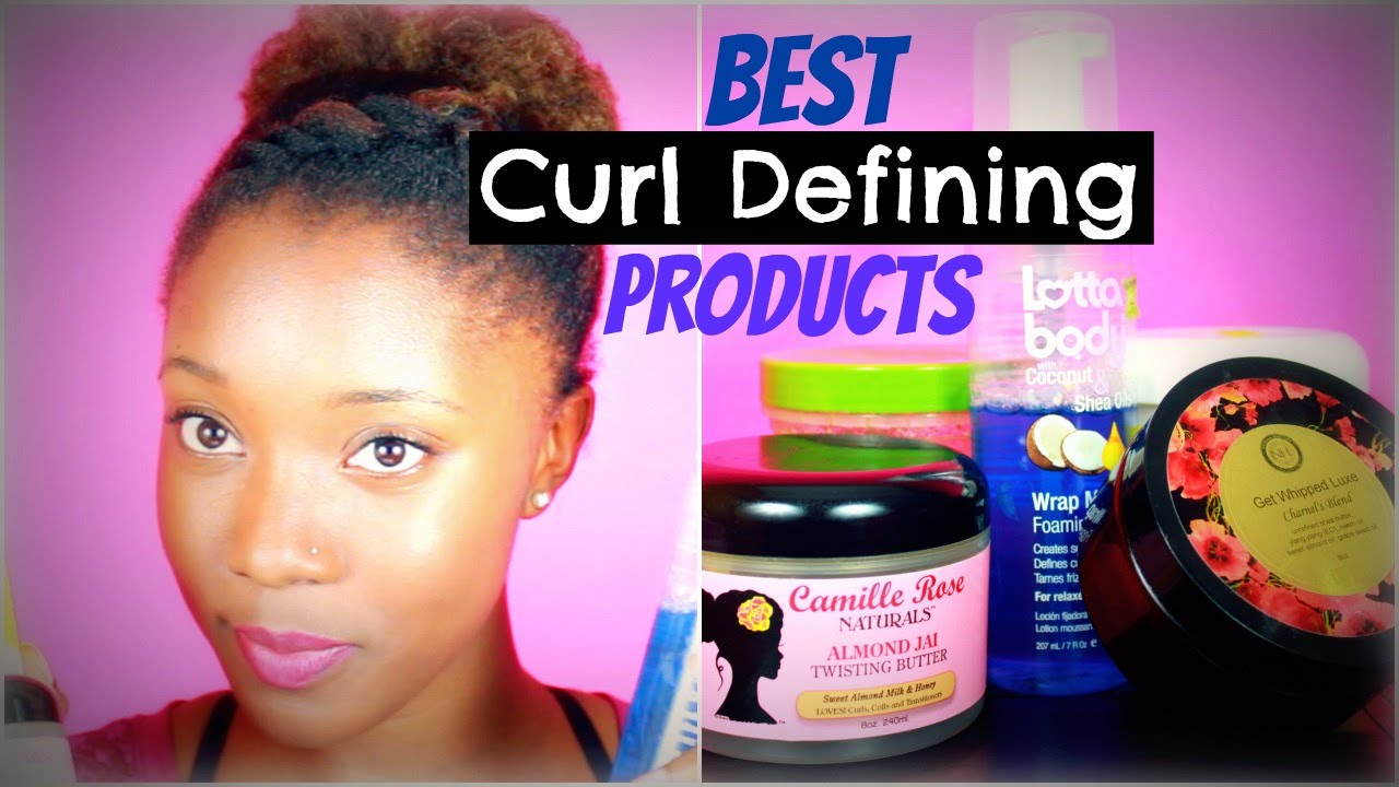 Best Products For Lasting Curl Definition In 4c Natural
