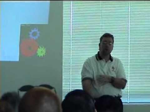 ACE (Amiga Computer Expo) 2000 Bill McEwen Amiga CEO: AmigaDE 1/3