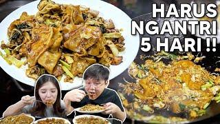 PANGSIT GORENG LE GINO HARUS NGANTRI 5 HARI !! KITA REVIEW JUJUR !!