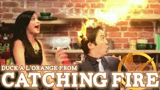 Duck A L'orange From Catching Fire, Feast Of Fiction S3 Ep1