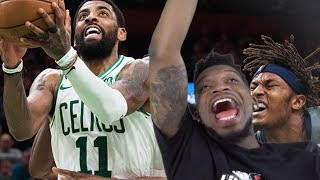 KYRIE WILL LEAD US TO THE FINALS!! CELTICS vs PACERS HIGHLIGHTS