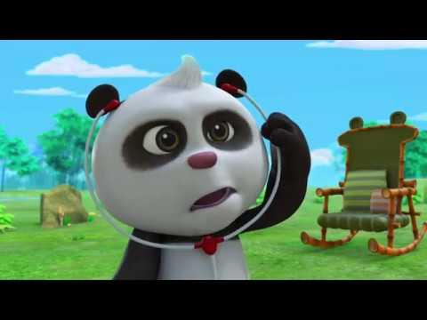 Krtek a panda epizoda 6 - Jak vyléčit draka