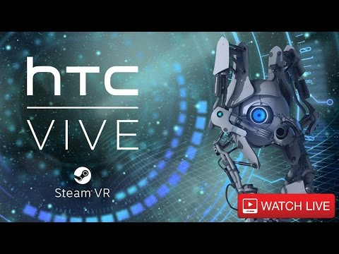 GTA V in VR, Portal Stories VR Full Playthrough, Octoshield VR! (HTC Vive Stream 6/23/16)