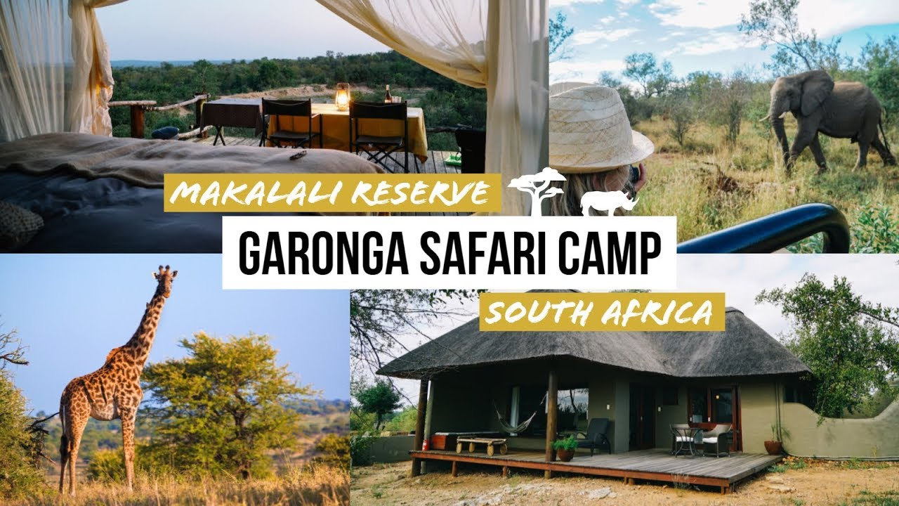 Little Garonga - Kruger Park Game Reserves - Exclusive ...