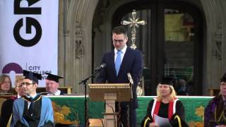 City College Norwich Graduation Day 2014