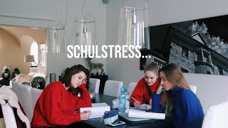 Klausurenphase ... Lern mit uns :) Vlog //Hannah